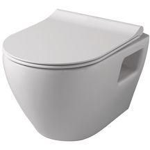 Pack WC suspendu sans bride à sortie horizontale CONCERTO 3