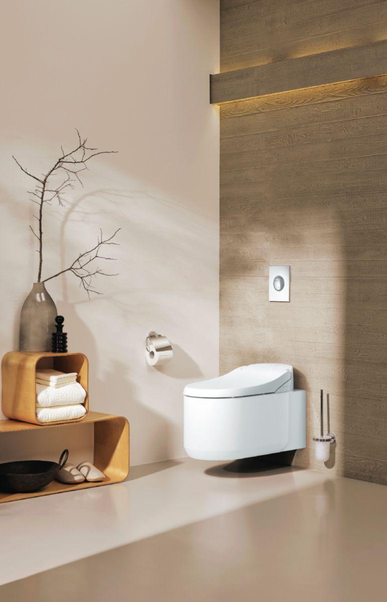 WC lavant SENSIA ARENA suspendu sans bride