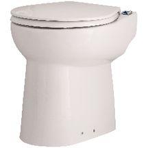 Broyeur SANICOMPACT 43 intégré au WC au sol compact