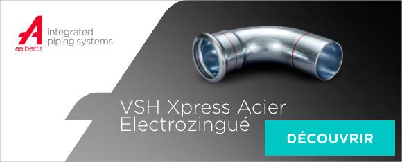 VSH - Famille XPress Acier Inox