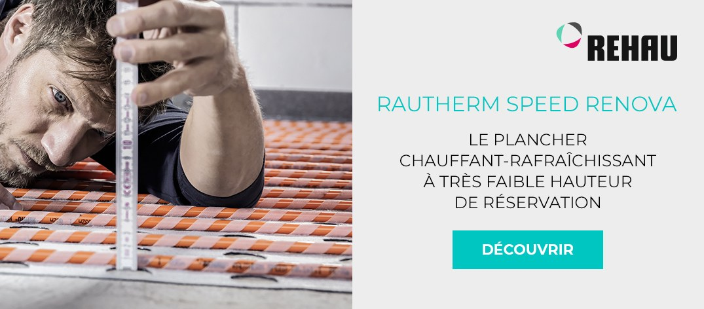 Rautherm Speed Renova - REHAU