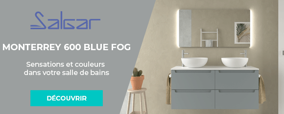 SALGAR - Monterrey 600 Blue Fog