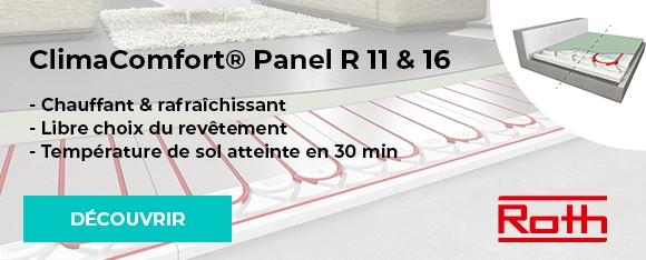 ROTH - ClimaComfort Panel R11 & 16