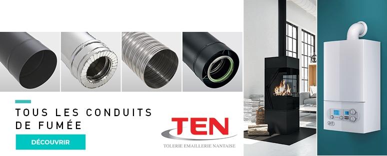 TEN - Conduits de fumée