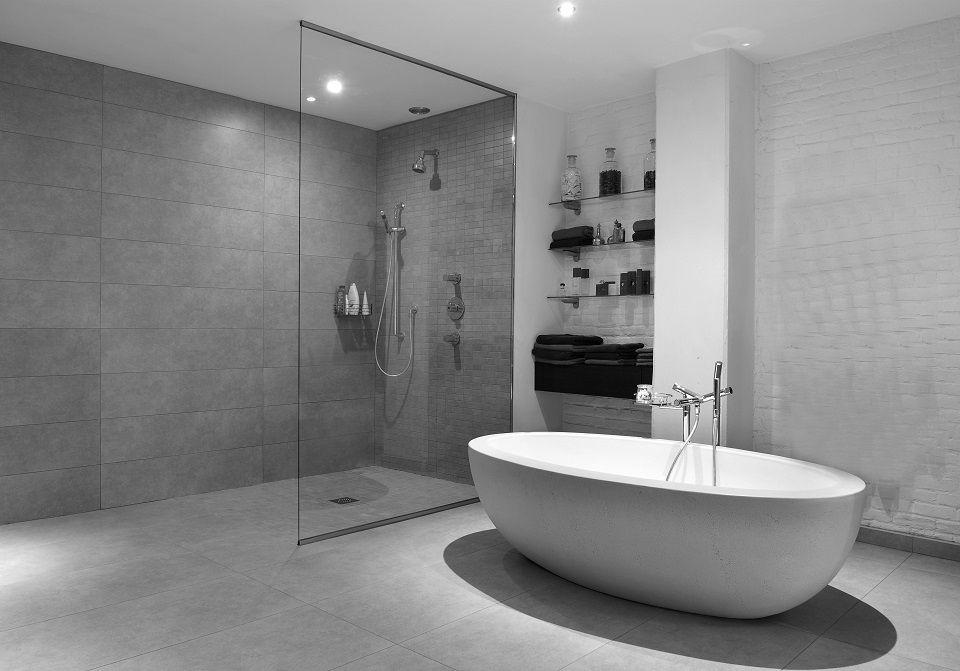 Comment Concevoir Et Installer Une Douche A L Italienne Cedeo