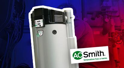 AO Smith : Pourquoi préférer un chauffe-eau gaz à condensation à haut rendement ?