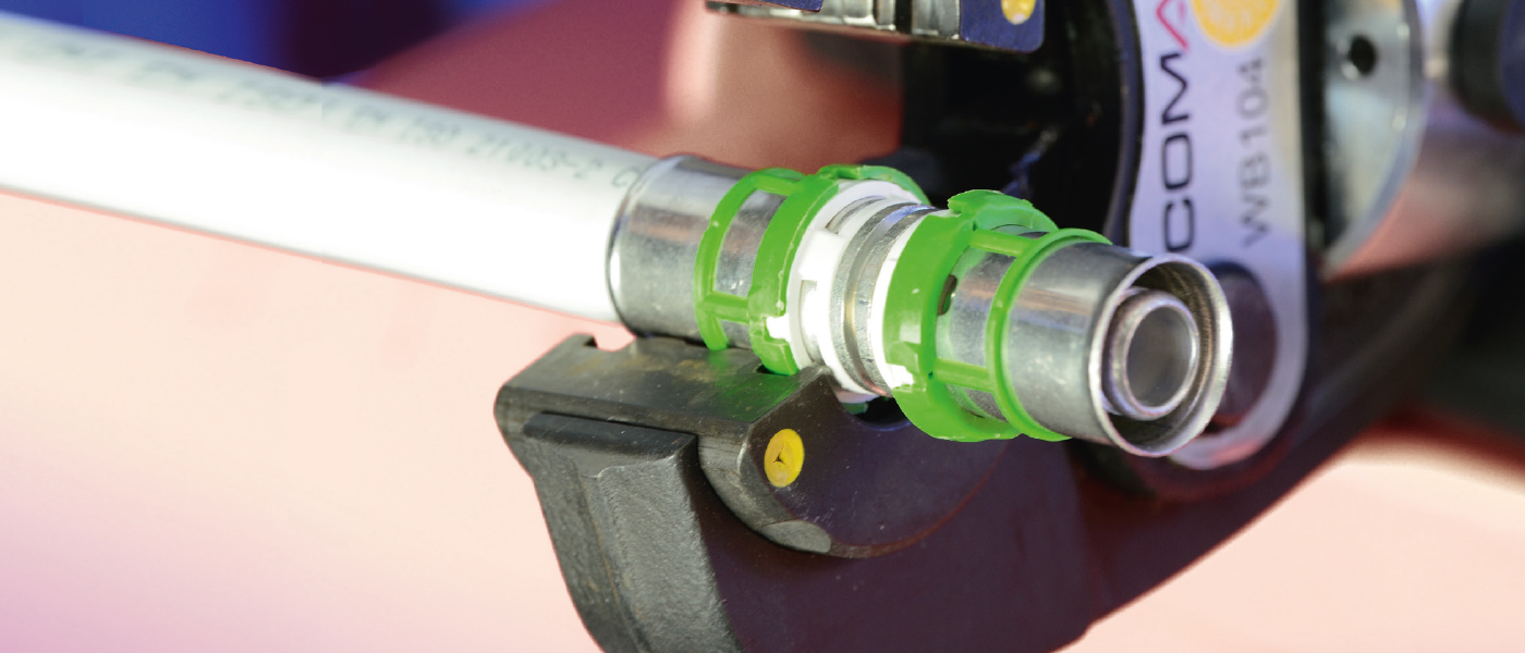 L'offre Comap MultiSkin comprend le tube multicouche MultiSkin 4 et le tube MultiSkin 2 (du Ø 16 à 32 mm).