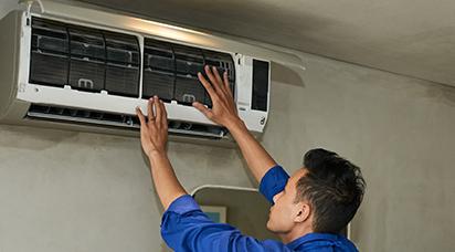 Climatisation : bien installer une unité intérieure PAC Air/Air