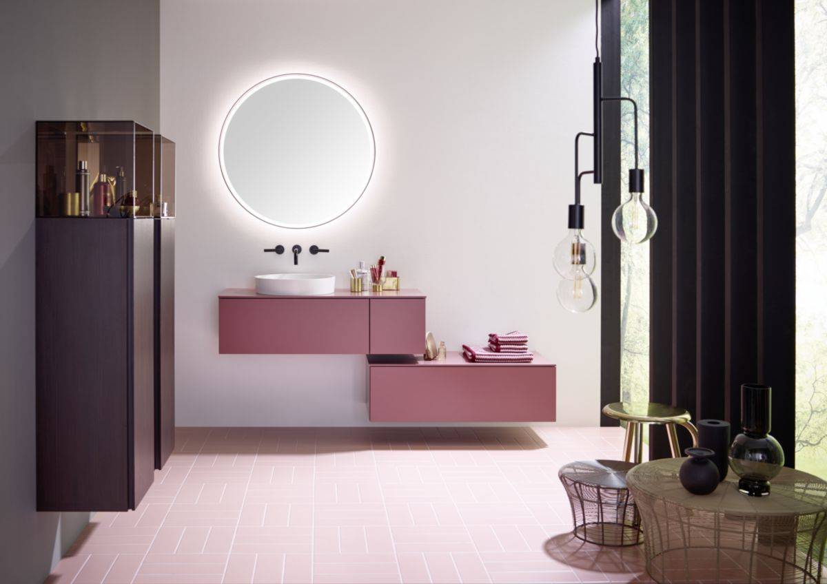 Meuble sous vasque de salle de bain CEDEO