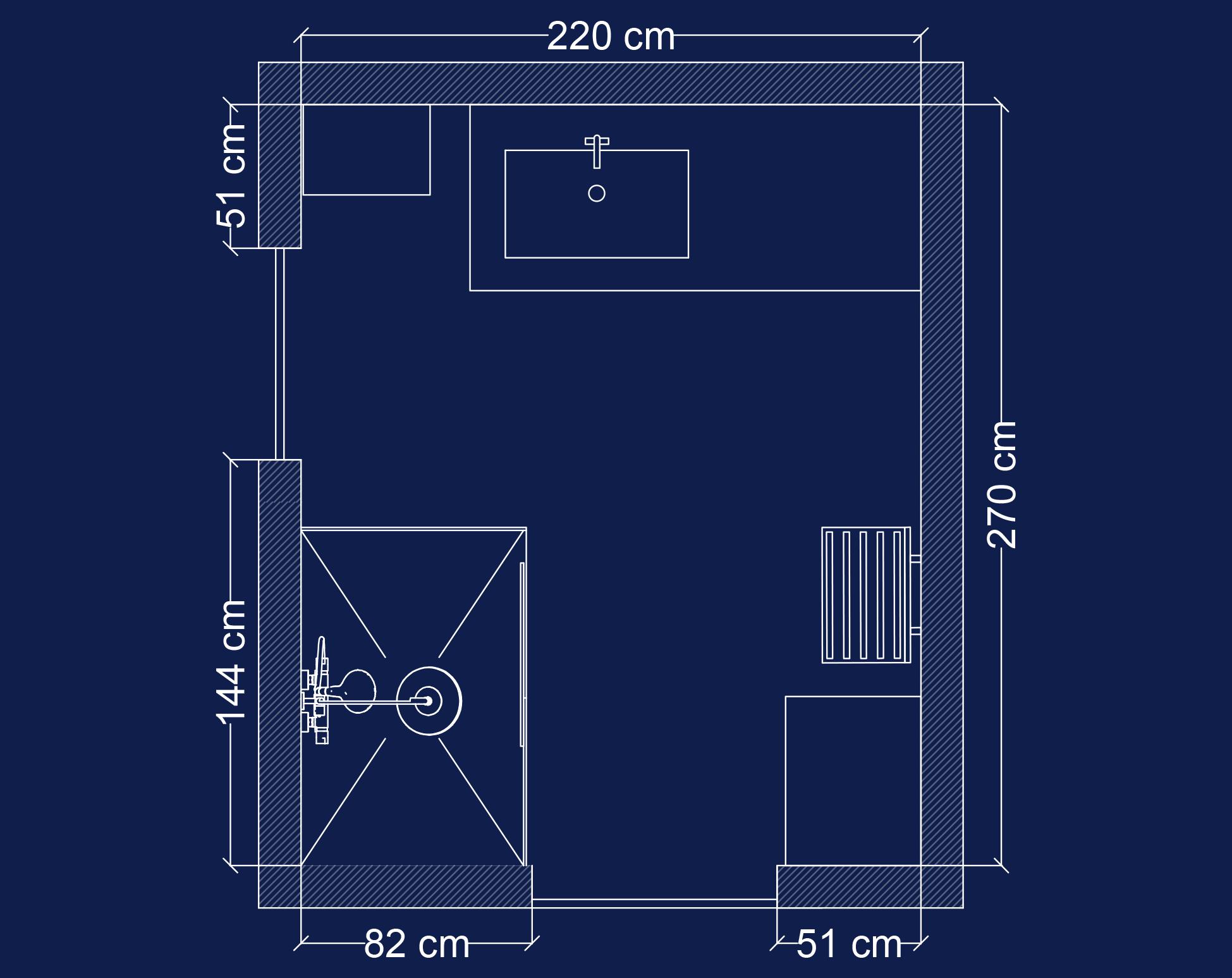 Plan 2D Cache-machine