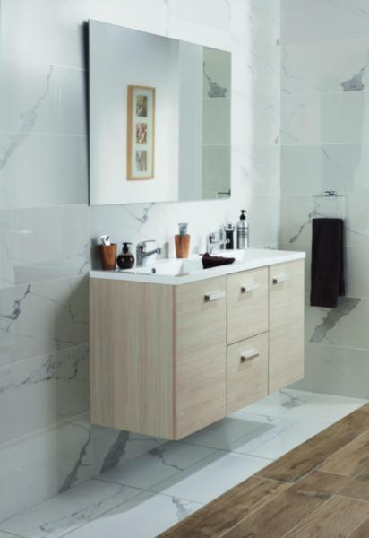 Meuble salle de bain CONCERTO 120 cm