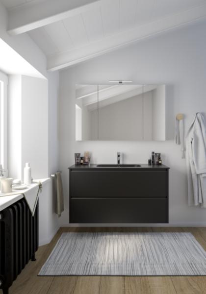 Meuble salle de bain ALL DAY 105 cm