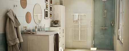 Style Vintage décliné en solution Cache-machine