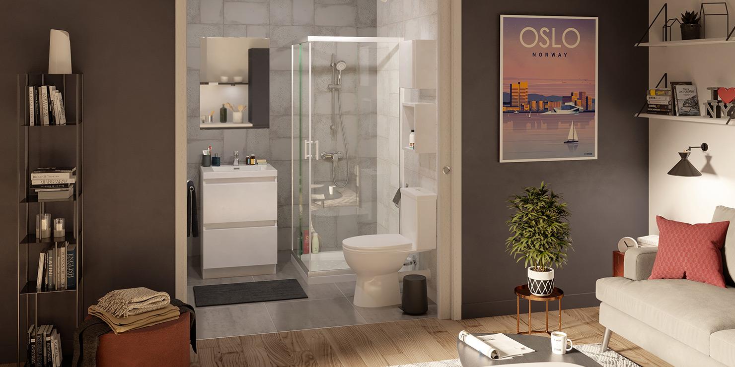 Style Modern Design décliné en solution Economique