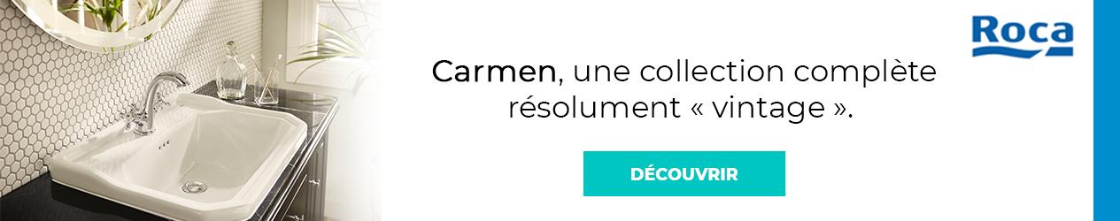 Carmen, une collection complète résolument « vintage »