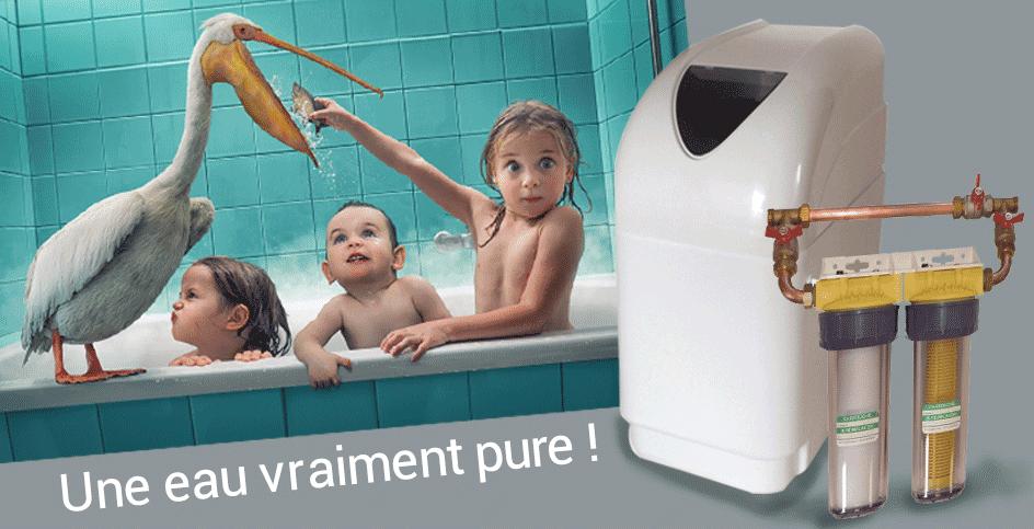 Filtrer l'eau