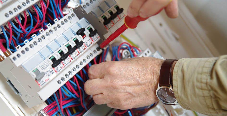 Changer tableau electrique