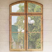 Fenêtre de salle de bain