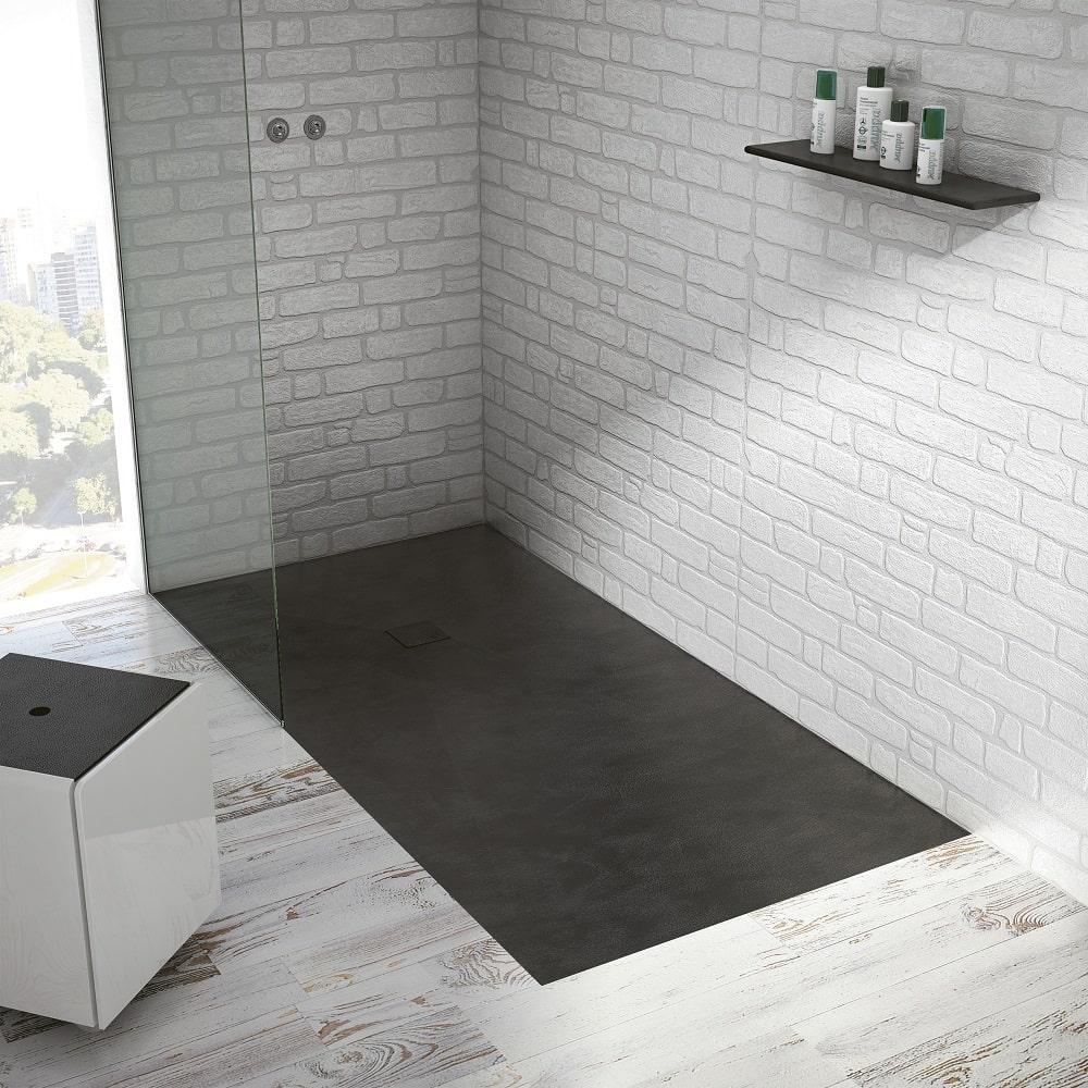19 types de revêtement mural pour la douche  Cedeo