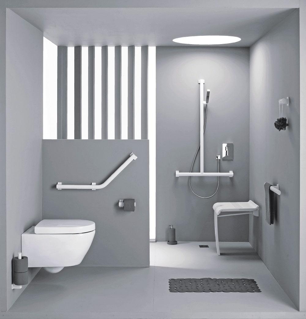 Les points clés pour adapter une salle de bain pour les personnes