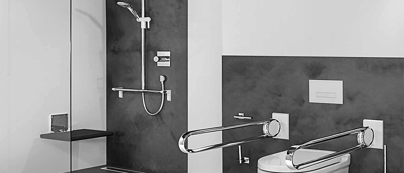 Accessibilité PMR : Normes pour la salle de bain et les WC ...