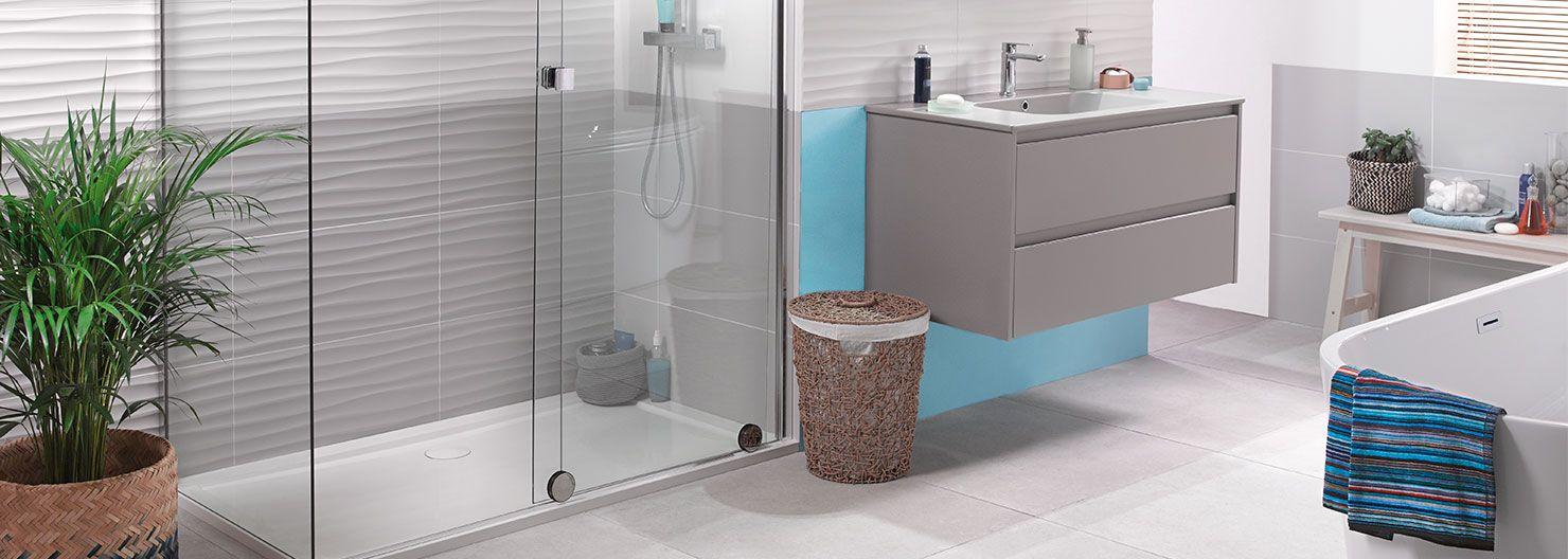 Sanitaire baignoire douche wc lavabo mitigeur meuble cedeo - Meuble salle de bain cedeo ...