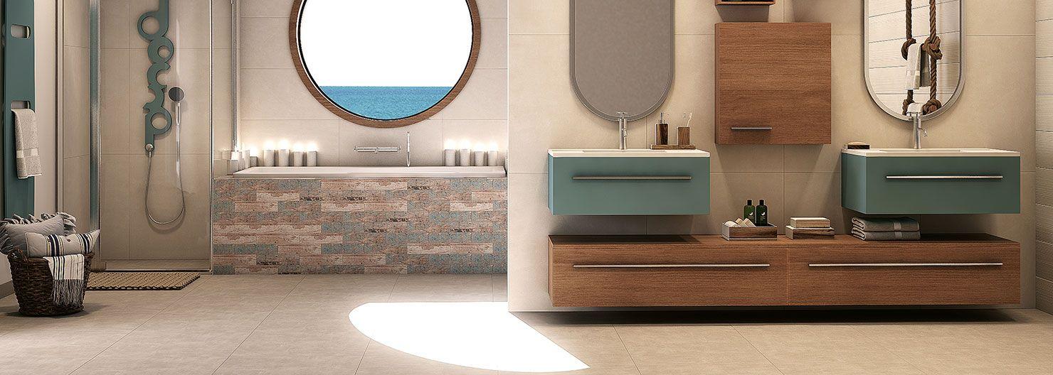 Carrelage : Nos carrelages pour la salle de bain | Cedeo