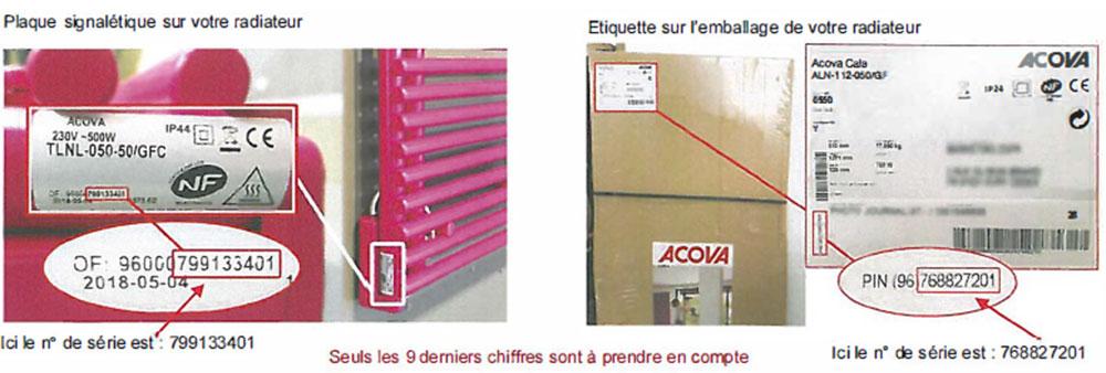 Acova Zehnder Campagne De Maintenance Preventive Sur